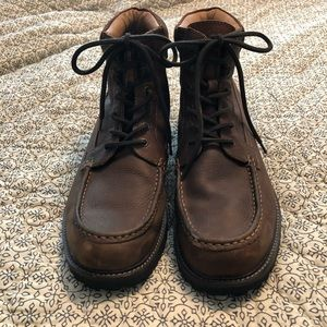Like New - Lucky Brand Men's Leather Boots